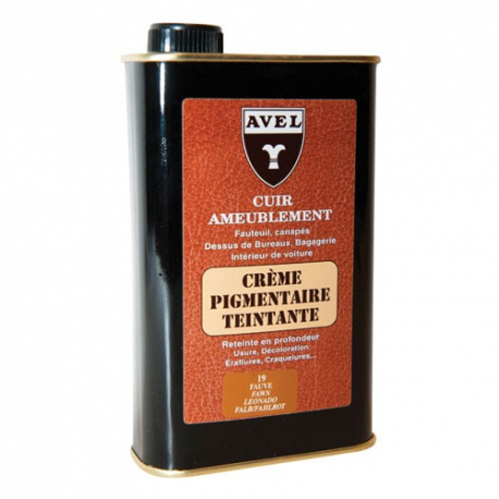 Crème teintante Avel flacon 375ml fauve