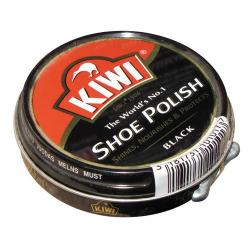 Cirage kiwi bte clef 50ml noir