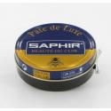 Cirage pâte luxe SAPHIR marron clair boîte 50ML