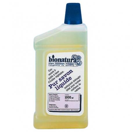 Bionatura savon liquide pur 1L