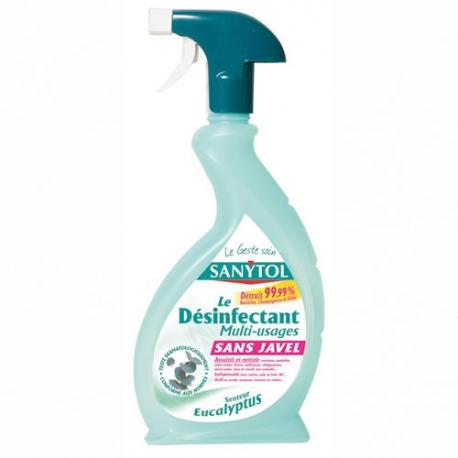 Désinfectant multi usages Sanytol 500ml