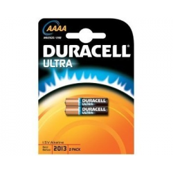 Pile alcaline AAAA Duracell M3 x 2