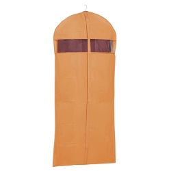 Housse à vêtements 60 x 135cm orange - RAYEN