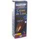 Crème de luxe saphir tube bleu marine