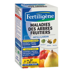Maladies des arbres fruitiers 60ml - Fertiligène