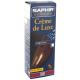 Crème de luxe saphir tube applicateur marron clair