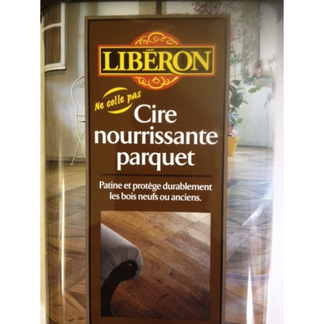 cire parquet liberon incolore1l. Black Bedroom Furniture Sets. Home Design Ideas