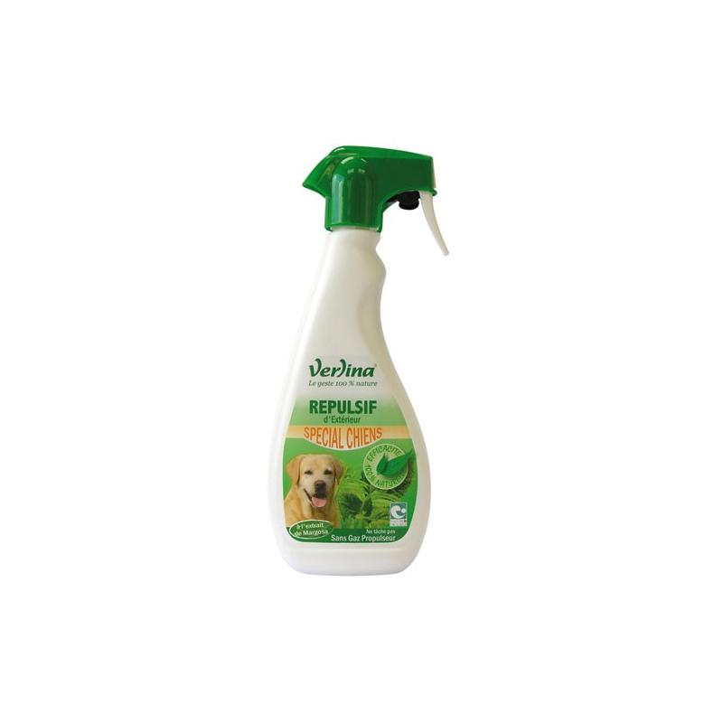 R pulsif chiens vaporisateur verlina 500ml - Repulsif chat plante ...