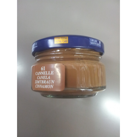 Pommadier saphir pot 50ML cannelle