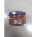 Pommadier Saphir pot 50ML marron moyen
