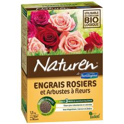 Engrais rosiers fleurs 1.5kg Naturen - Fertiligène