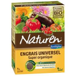 Engrais universel 4kg Naturen - Fertiligène