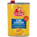 Cire liquide O'CEDAR d'abeille 750ml