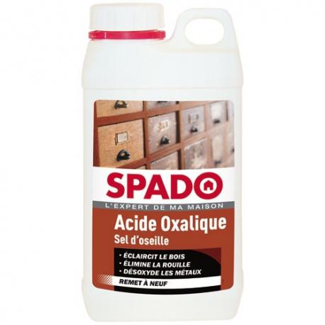 Acide oxalique pot 750GR