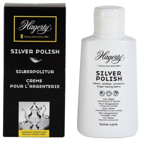 Crème argenterie silver polish HAGERTY 100ML