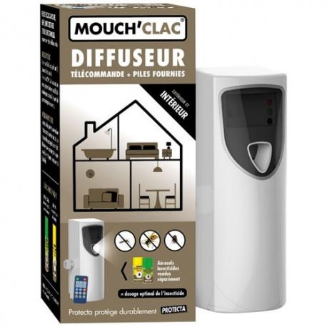 Mouch'clac diffuseur aérosol programmable