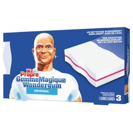 Gomme magique Mr Propre boite de 3