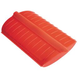 Papillotte en silicone rouge 2 personnes LEKUE
