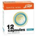 Capsule x12 Familia Wiss 82mm