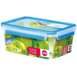 Boîte rectangulaire 2,30l Clip & Close 3D EMSA