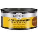 Cire Black Bison Liberon chêne foncé 500CC