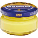 Pommadier Saphir pot 50ML jaune
