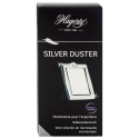Silver duster chiffonnettes argenterie HAGERTY