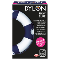 DYLON teinture grand teint machine bleu marine 350g