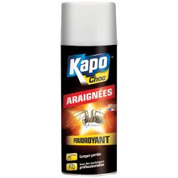 Kapo araignée longue portée black 400ml
