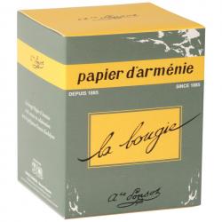 Bougie papier Arménie