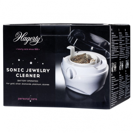 HAGERTY - Sonic jewelry cleaner