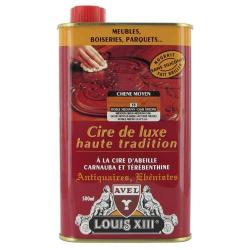 Cire liquide chêne moyen Louis 13 500ml