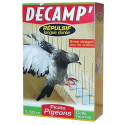 Dispositif métallique picots pigeons DECAMP'